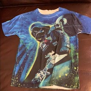 Other - Star Wars tee for boys, size 4